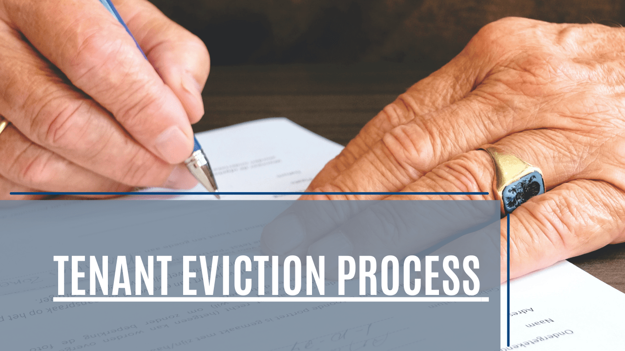 Tenant Eviction Process - article banner