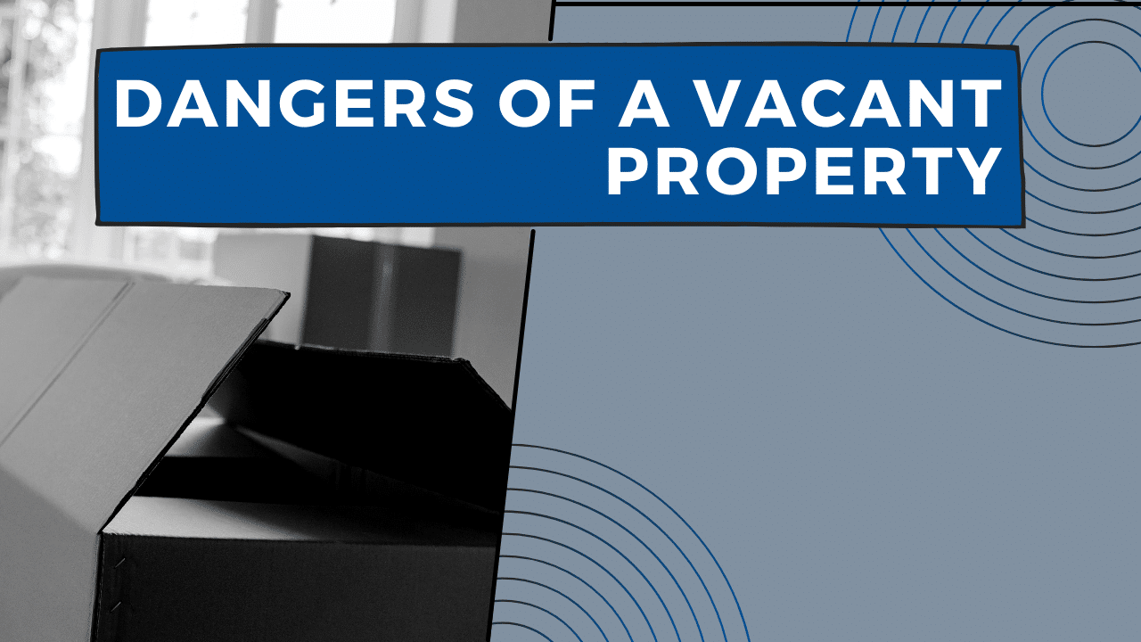 Dangers of A Vacant Santa Cruz Property - Banner