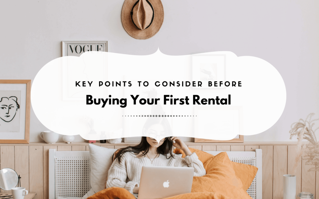 5 Key Points to Consider Before Buying Your First Santa Cruz Investment Property - article banner